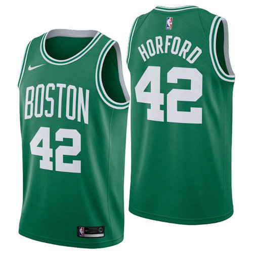 Camiseta Al Horford 42 Boston Celtics nike verde Hombre